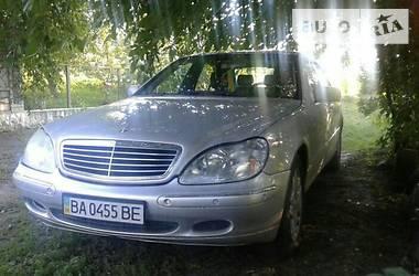 Mercedes-Benz S 400 2000