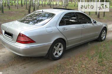 Mercedes-Benz S 400 2003 в Сумах