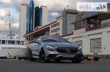 Mercedes-Benz S 400 2017 в Одессе