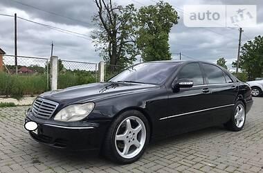 Mercedes-Benz S 400 2003 в Черновцах