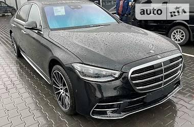 Mercedes-Benz S 400 2021 в Одессе