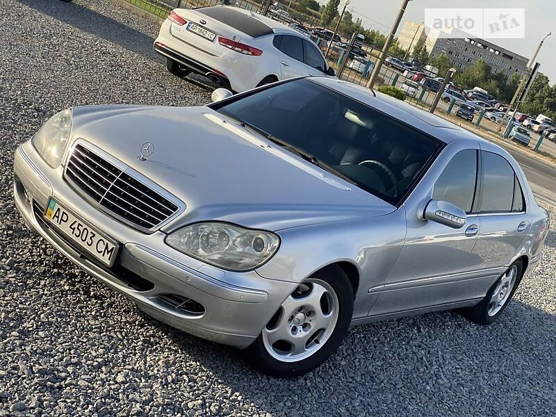 Mercedes-Benz S 400 Long Diesel
