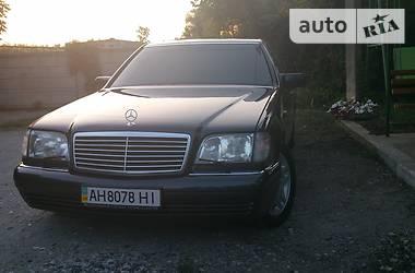 Mercedes-Benz S 420 1994 в Донецке