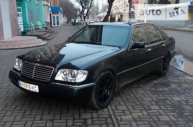 Mercedes-Benz S 420 1992 в Славянске