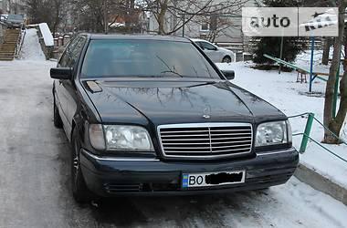 Mercedes-Benz S 420 long 1996