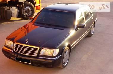 Mercedes-Benz S 420 1996 в Тернополе