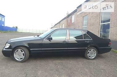 Mercedes-Benz S 420 1997 в Первомайске
