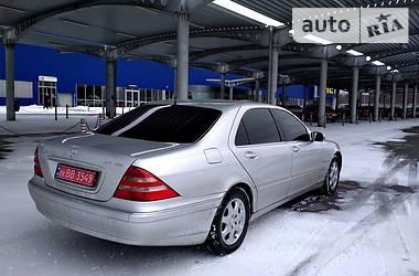 Mercedes-Benz S 430 LONG 2000