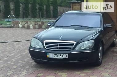 Mercedes-Benz S 430 2004
