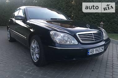 Mercedes-Benz S 430 2000 в Луцке