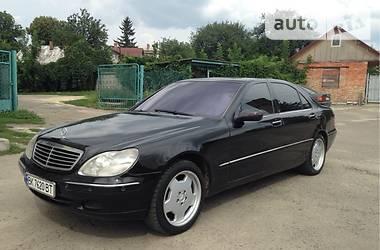 Mercedes-Benz S 430 2001 в Здолбунове