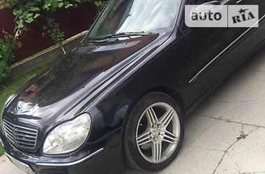 Mercedes-Benz S 430 2000 в Тячеве