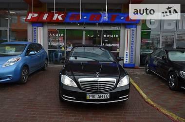 Mercedes-Benz S 450 2011 в Львове