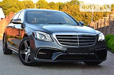 Mercedes-Benz S 450 2017 в Ровно