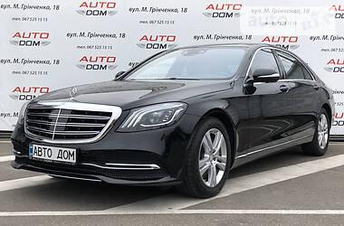 Mercedes-Benz S 450 2018 в Києві