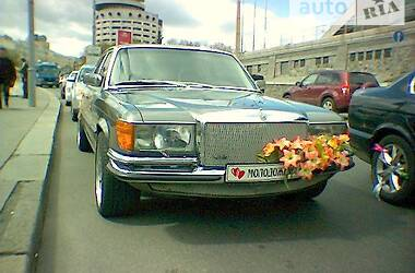Mercedes-Benz S 450 1976 в Киеве