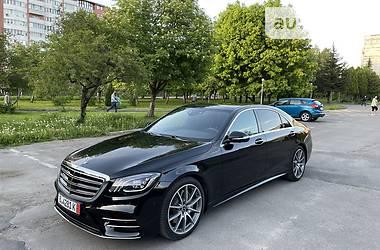 Седан Mercedes-Benz S 450 2020 в Ровно