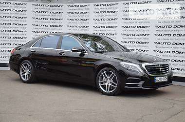 Mercedes-Benz S 500 AMG 4 MATIC AMG 2015