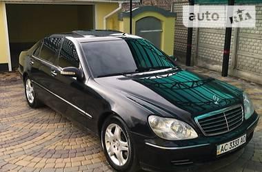 Mercedes-Benz S 500 2004
