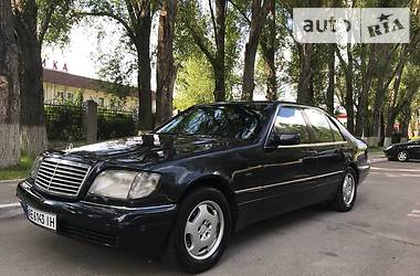 Mercedes-Benz S 500 1997 в Днепре