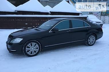 Mercedes-Benz S 500 2011 в Львове