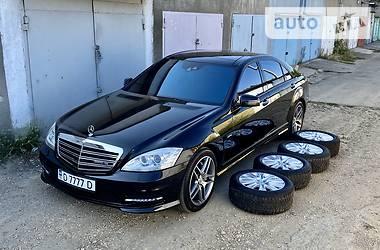Mercedes-Benz S 500 2012 в Одессе
