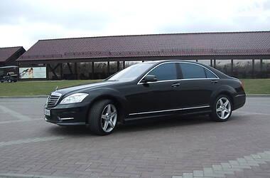 Mercedes-Benz S 500 2010 в Харькове