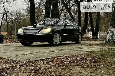 Mercedes-Benz S 500 2003 в Одессе
