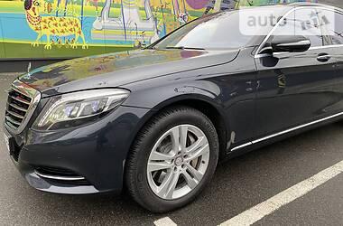 Mercedes-Benz S 550 2016 в Киеве