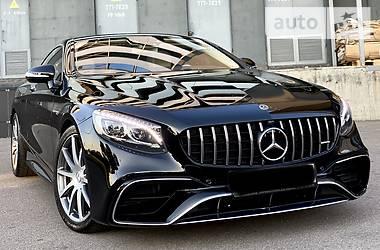 Купе Mercedes-Benz S 560 2019 в Киеве