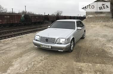 Mercedes-Benz S 600 1998 в Тернополе