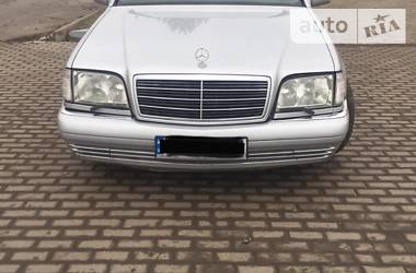 Mercedes-Benz S 600 1994 в Казатине