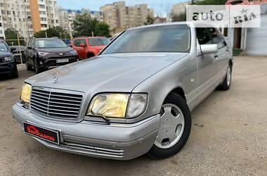 Mercedes-Benz S 600 1997 в Одессе