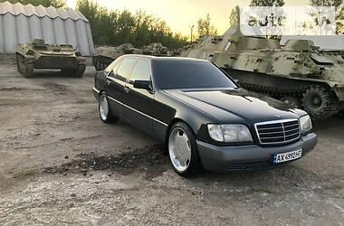 Mercedes-Benz S 600 1992 в Харькове