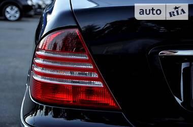 Седан Mercedes-Benz S 600 2005 в Києві