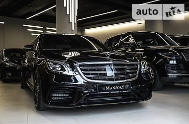Mercedes-Benz S 63 AMG 2018 в Києві