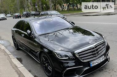 Mercedes-Benz S 63 AMG 2018 в Одессе