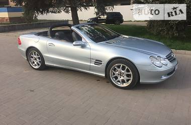 Mercedes-Benz SL 500 (550) 2005