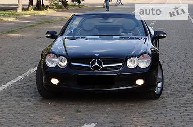 Mercedes-Benz SL 500 (550) 2004 в Одессе
