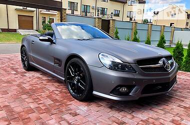 Mercedes-Benz SL 500 (550) 2008 в Киеве