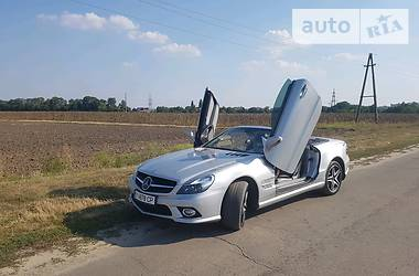 Mercedes-Benz SL 500 (550) 2005 в Полтаве