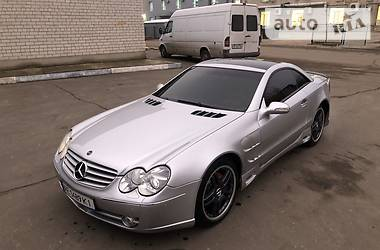 Mercedes-Benz SL 500 (550) 2002 в Северодонецке