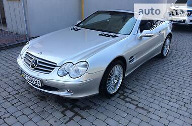 Mercedes-Benz SL 500 (550) 2004 в Ивано-Франковске