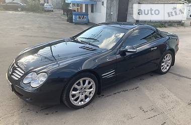 Mercedes-Benz SL 500 2002 в Киеве