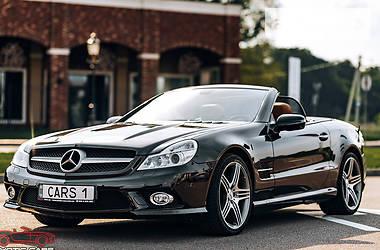 Mercedes-Benz SL 500 2008 в Киеве