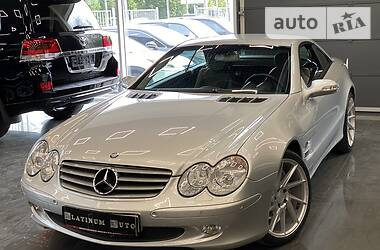 Mercedes-Benz SL 500 2004 в Одессе