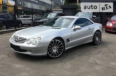 Mercedes-Benz SL 500 2001 в Киеве