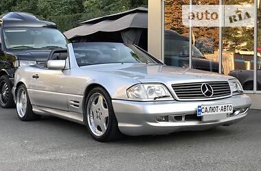 Кабриолет Mercedes-Benz SL 500 1996 в Киеве