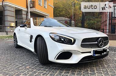Купе Mercedes-Benz SL 550 2013 в Киеве