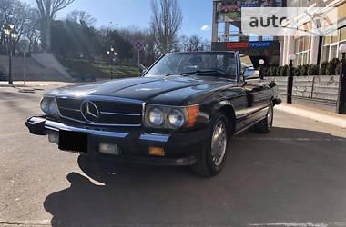 Mercedes-Benz SL 560 1988 в Одесі